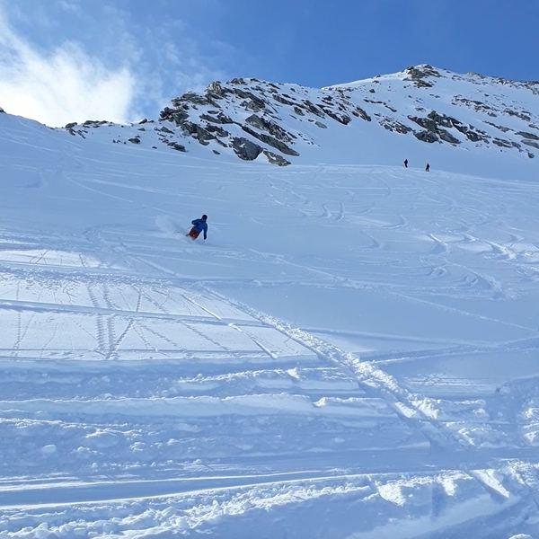 Skischule Tiefschneewedeln 1