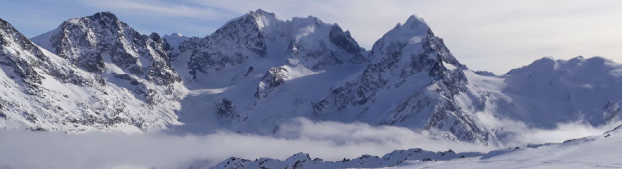 Skiwoche Im Engadin Mit Bewusstheitsarbeit Vom 24.  – 29. Januar 2021